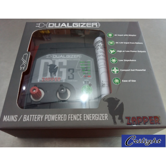 #DG3 ZAPPER ENERGIZER (3.0 Joule Power Output)