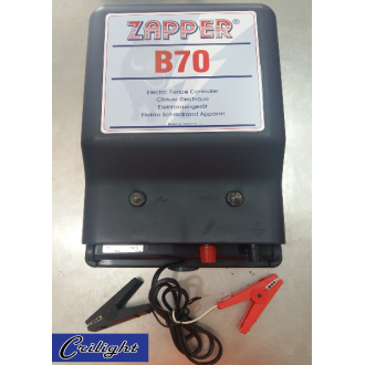 #B70 ZAPPER ENERGIZER (8.0 Joule Stored Power)