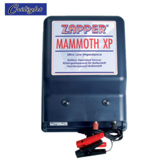 #MAMMOTH XP ZAPPER ENERGIZER (For Elephant) 12.0 Joule Stored Power