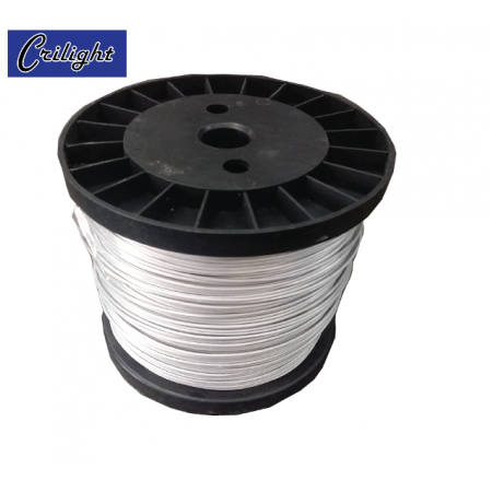 #AL18300 (Single Thread) 1.8mm X 300M E-Defence Aluminium Alloy Fence Wire